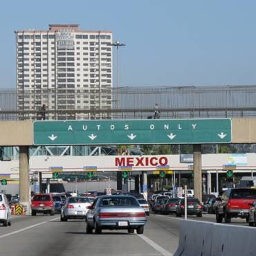 Crossing the Border to Tijuana