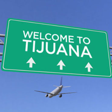 Crossing the Border to Tijuana