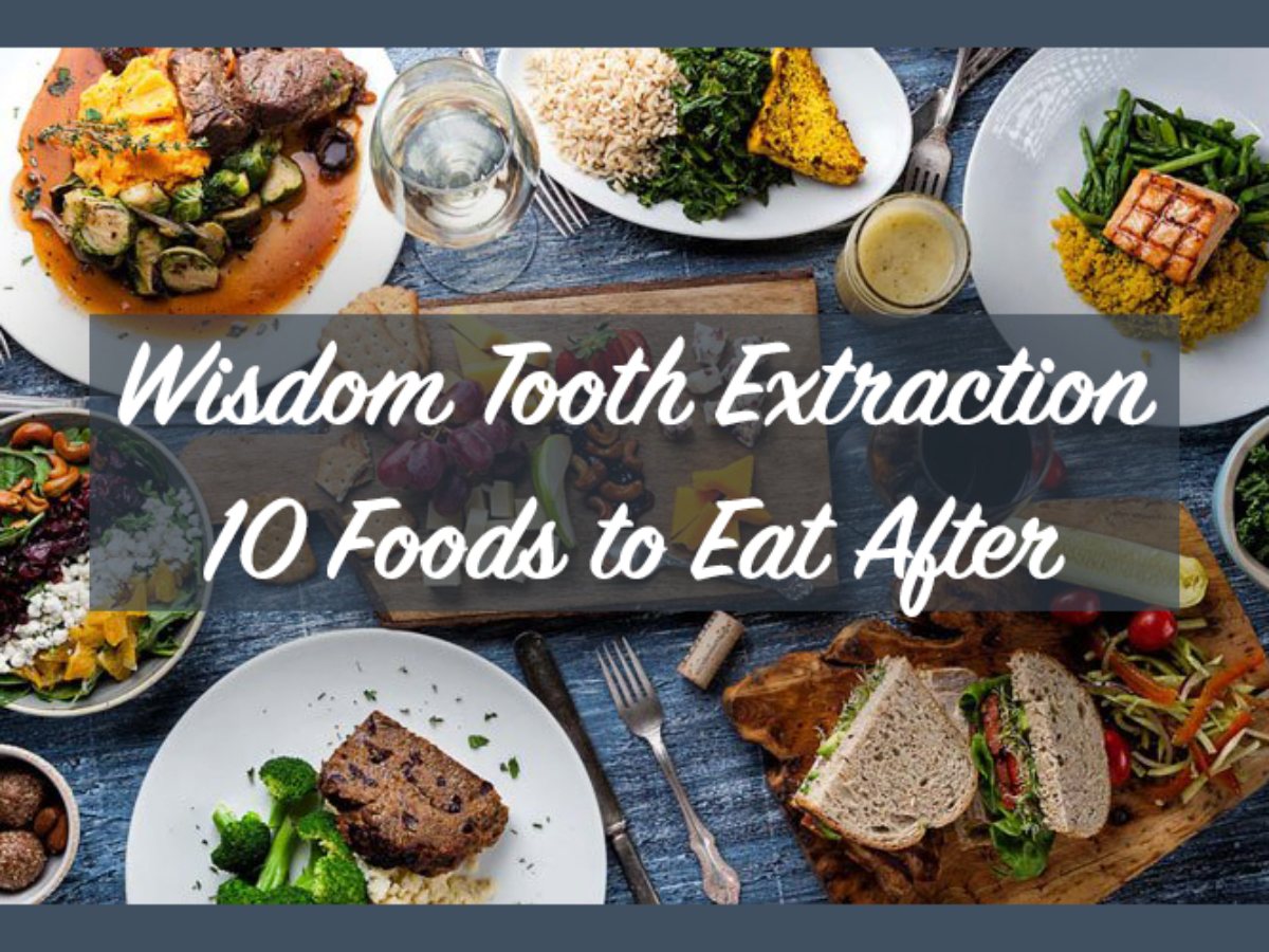 Wisdom Tooth Extraction 10 Foods To Eat After Diy Recipes