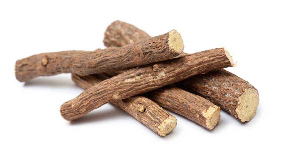Licorice for toothache