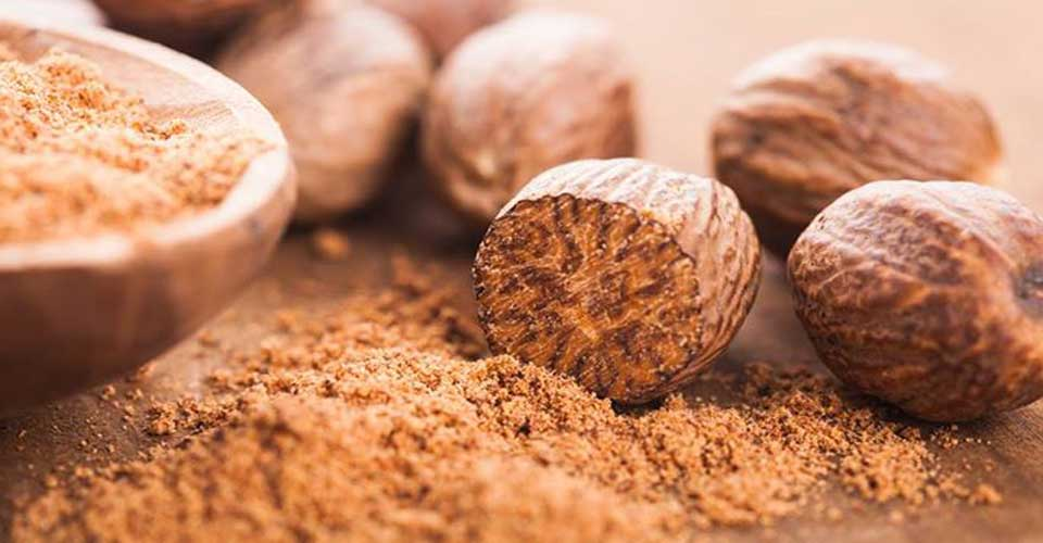nutmeg for toothache