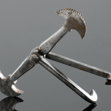 13 Creepy Vintage Dental Instruments