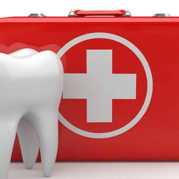 Dental Emergency:  what to do when there's no dentist available