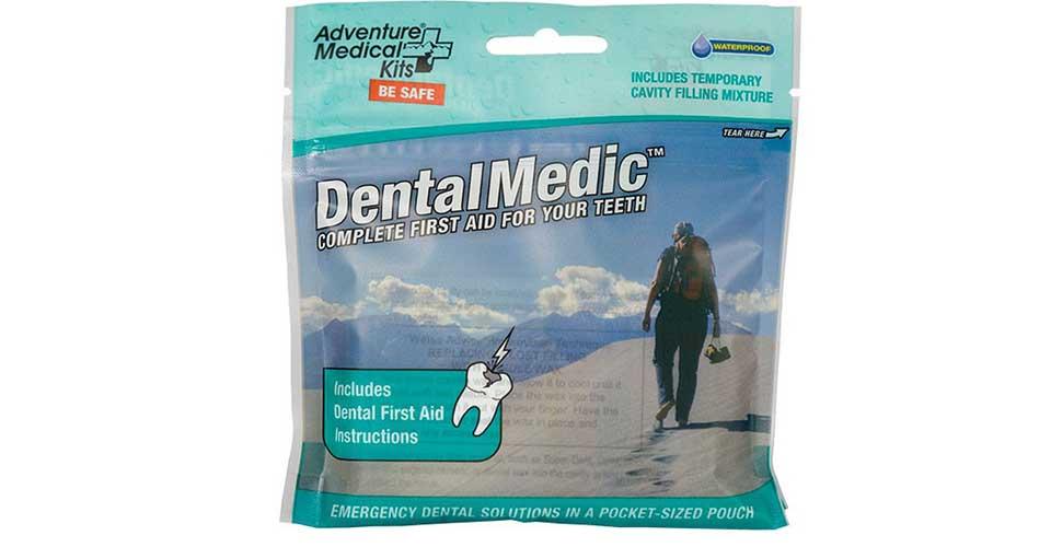 dental emergency first aid