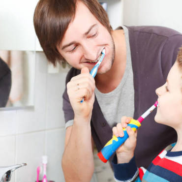 Easy Tricks to Get Your Kids to Brush Their Teeth