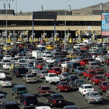 SOS: Traffic to Cross the Border