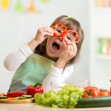 Nutrition and Kids: Diet Recommendations to Improve Oral Health