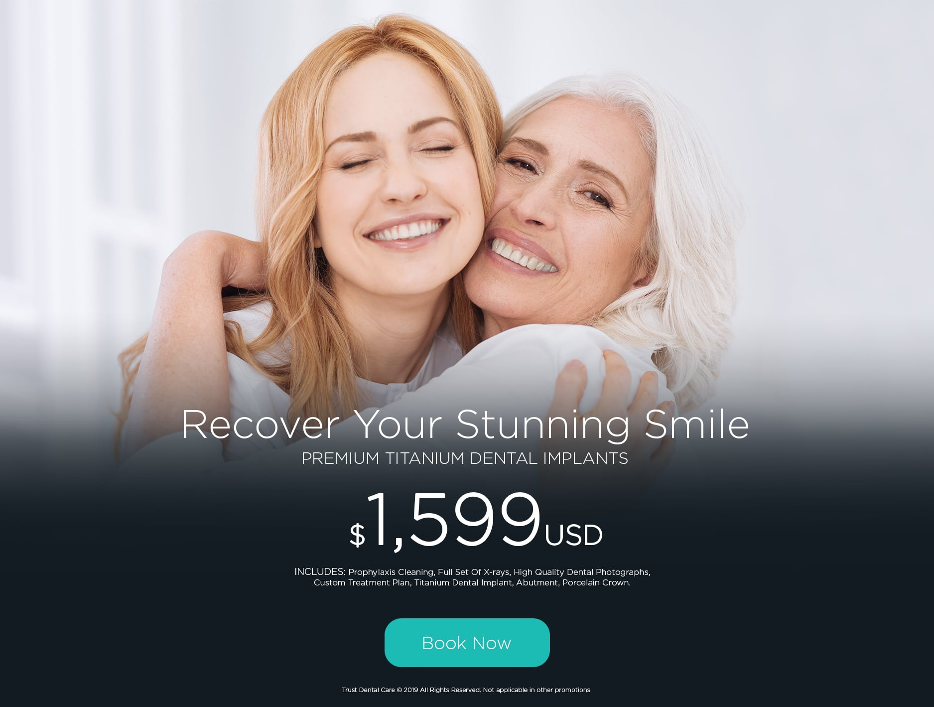 dental implants promo