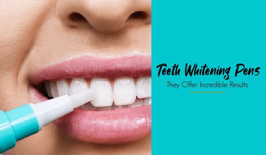 Teeth Whitening Pen: What it is and How to Use it!