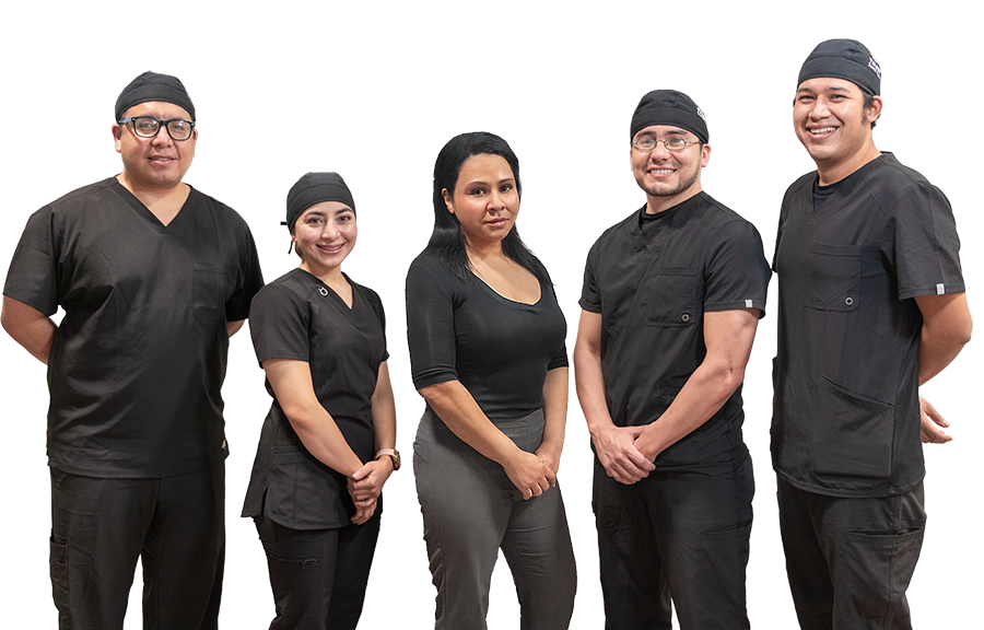 our tijuana dentist team